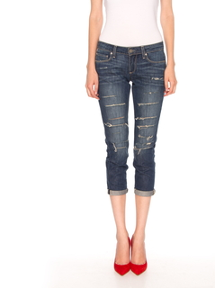 Acces Jeans Blauw - afb. 1