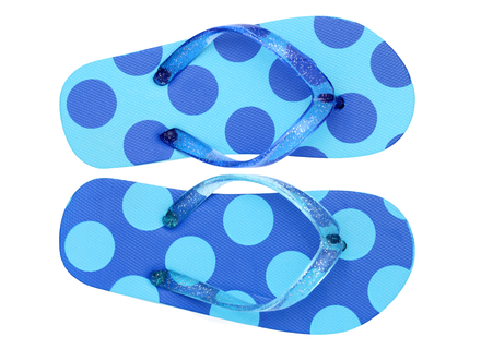 CoolDog Teenslipper Blauw - afb. 1