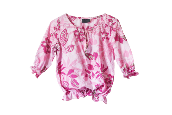 CoolDog Top Roze - afb. 1