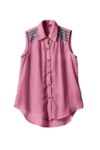 H&H Blouse Roze - afb. 1