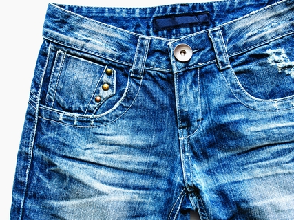 St' Diggle Jeans Blauw - afb. 2