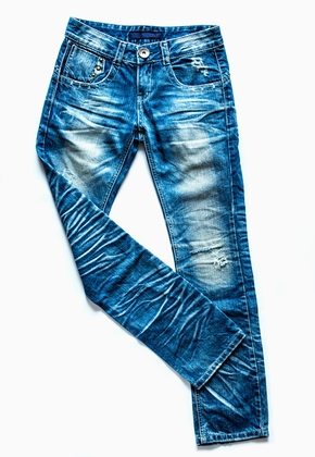 St' Diggle Jeans Blauw - afb. 3